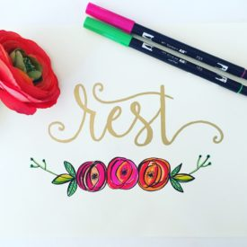 Reclaiming Rest {Guest Post}